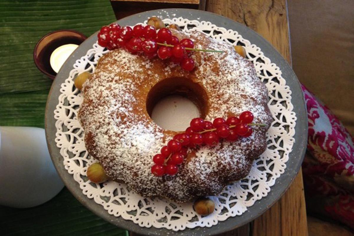 Herbstbrunch Kuchen