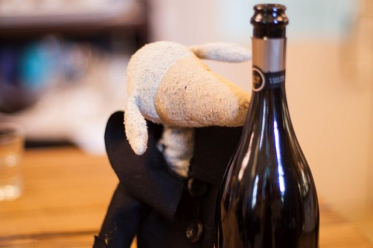 Wein fein Schaf Wein